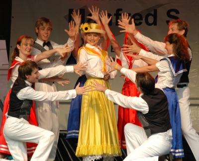 31.08.: Show und Tanz auf dem Mainzer Domplatz