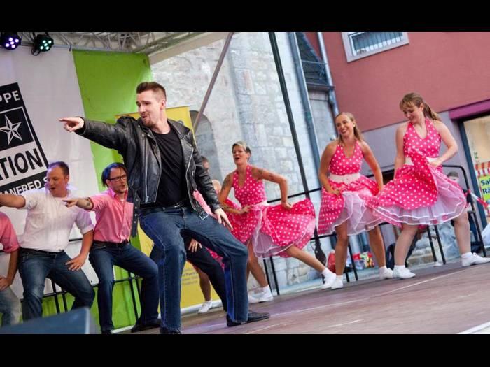 Domplatz 2017 - Musical-Feuerwerk mit Star Generation