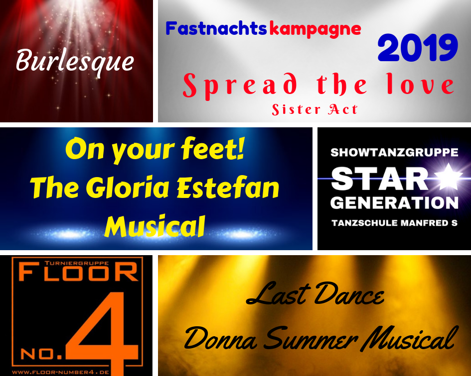 Fastnacht 2019 - Star Generation & Floor No. 4 on Tour