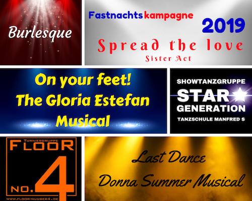 Fastnacht 2019 - Star Generation & Floor No. 4 on Tour